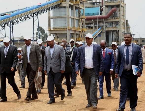 Ethiopia's Habesha Cement launches new factory