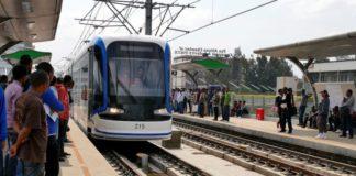 Tanzanian president John Magufuli launches SGR project