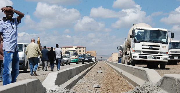 Ethiopian Roads Authority inks deal for major road project
