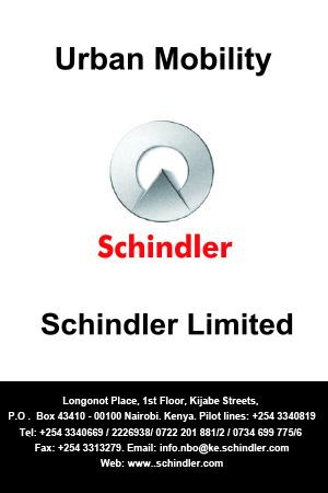 Schindler Ad