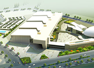 Ethiopia's constructs premier convention centre in Addis