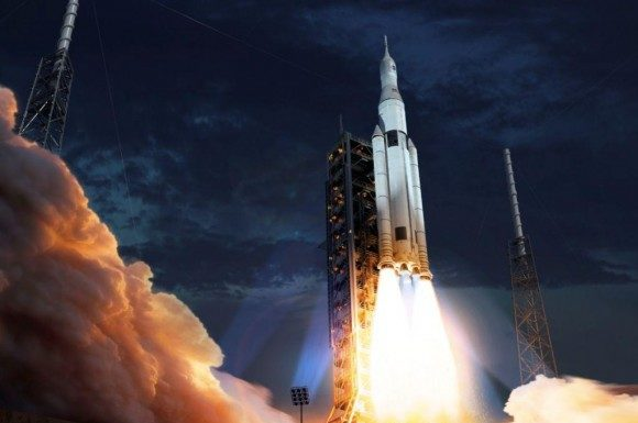 Ghana on the verge to get first spaceship launch pad in Africa