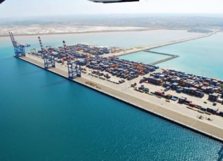 Djibouti opens $590m world class mega port