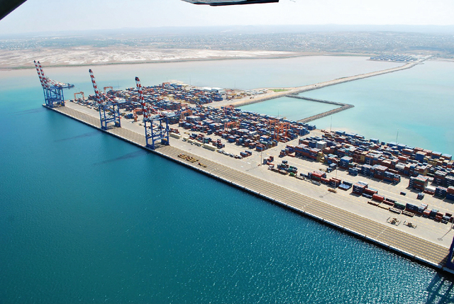 Djibouti opens $590m world class mega port