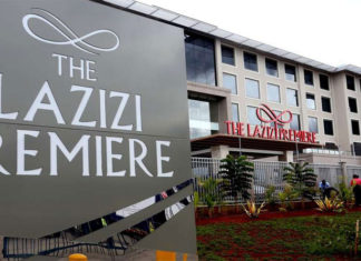 Lazizi Premiere hotel unveiled at JKIA