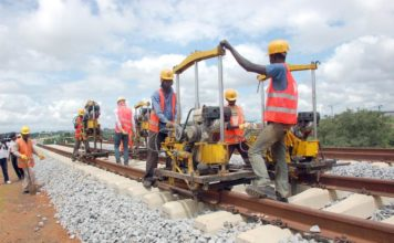 Abuja Light Rail construction project now 93% complete