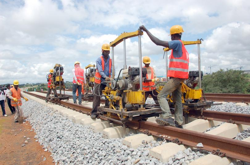 Abuja Light Rail construction project now 93% complete - CCE