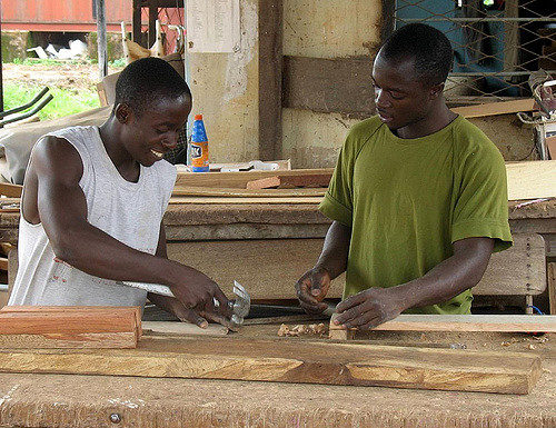 Zambia gets training centre to address skills gaps