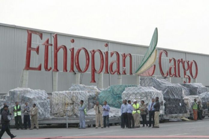 Ethiopia opens largest cargo terminal in Africa
