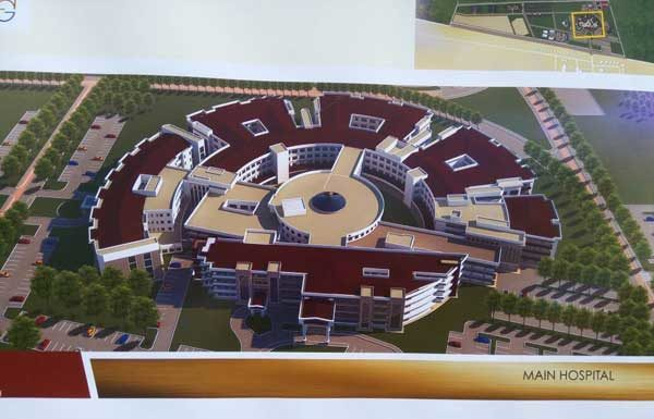 Kabarak University kicks off work on world class hospital