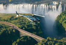 Victoria Falls bridge under threat says tourism association