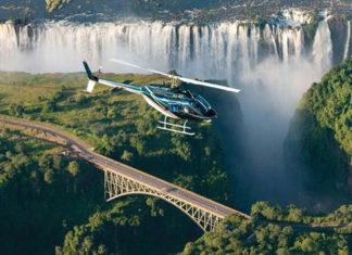 Victoria Falls bridge under threat says tourism association