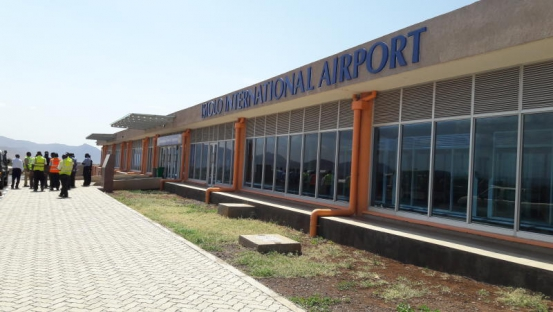 Operations at Isiolo Airport to start