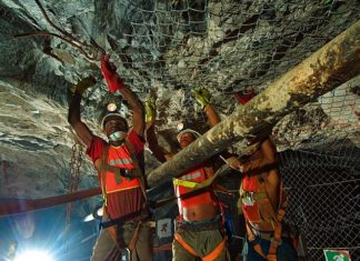 South Africa suspends contentious mining charter