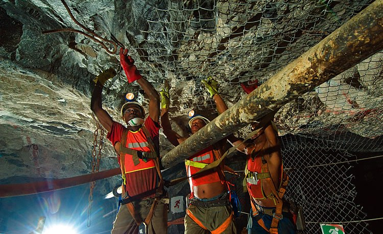 nationalisation of mines in south africa A storm erupted in policy circles in south africa after julius malema the leader of the african national congress youth league (ancyl) boldly proclaimed the need for.