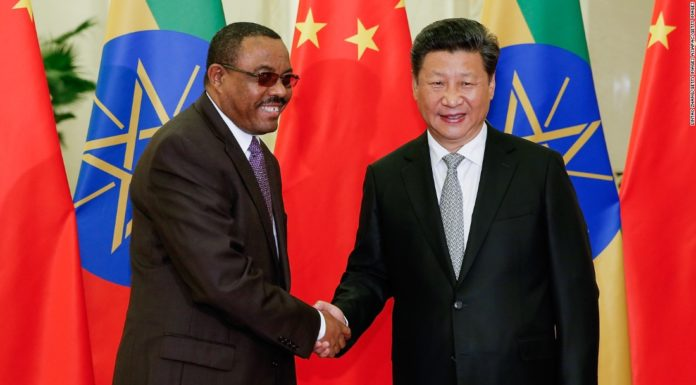 China-Africa Relations: At a Crossroads?