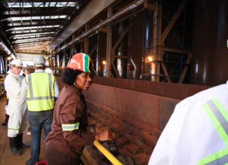 South African firm builds mega mine in north east Pretoria