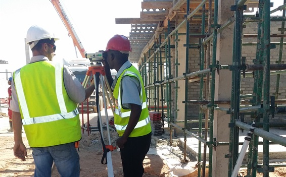 How a contractor in Zambia can register with National Council for Construction