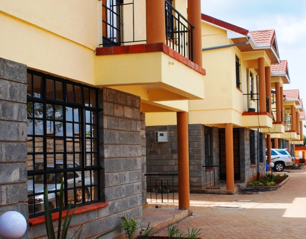 Kenya 39 s property prices decrease slightly due to for Cost of building a 3 bedroom house in kenya