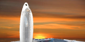 Construction of tallest tower in Africa launched in Morocco