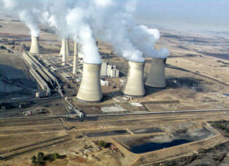 South Africa trains sight on clean energy