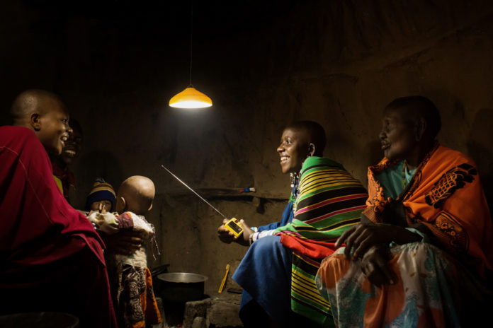 Off-grid solar: the next-generation energy solution for Africa