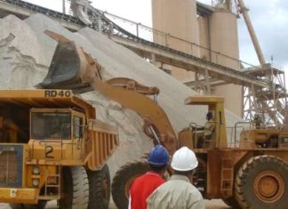Cement consumption in Kenya fall in first half of 2017