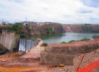 Chinese firm to construct major hydropower plant in Angola