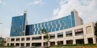 Kigali Heights feted in Africa Property of the Year award