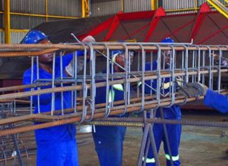 South African construction group Aveng ends talks to sell steel arm