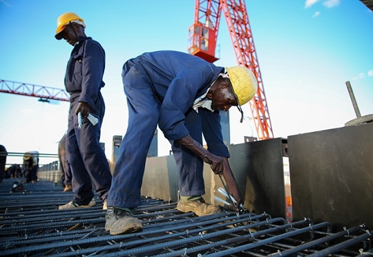 Kenya moves to bridge construction skills gap