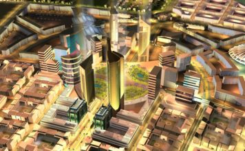 Evolution of African megacities into smart cities