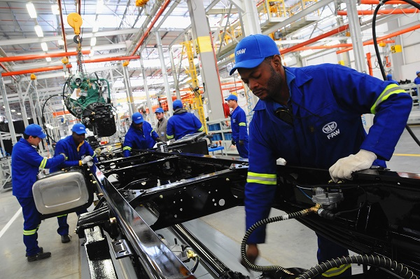 Africa performs poorly on Global Competitiveness Index