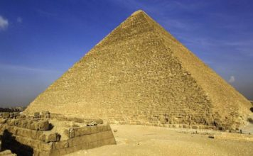 Here is how ancient Egyptians constructed the Great Pyramid