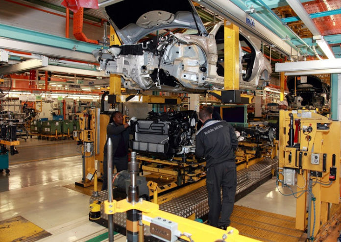 BAIC says South Africa plant to start operations 2018