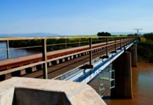 Construction of Swazi rail link project in advance stage