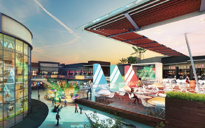 South Africa's Cornubia Mall opens in pomp and colour