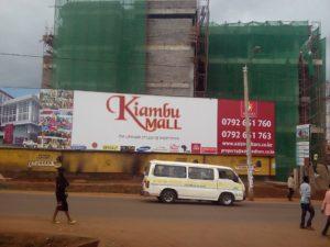 Kenya's Kiambu mall postpones opening amid political uncertainty