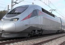 Morocco tests Africa's first high-speed rail line