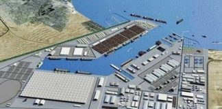 construction of Bagamoyo port right on track