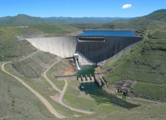 Tender advertised for Lesotho Highlands Water Project Phase II