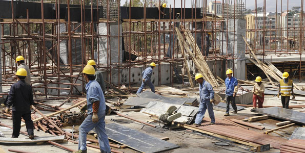 Chinese firm Libo Construction enters African market