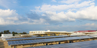 Solar PV grew faster than any other fuel in 2016