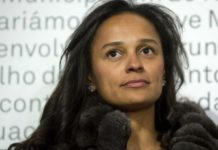 Africa's richest woman Isabel dos Santos sacked from Angolan oil firm
