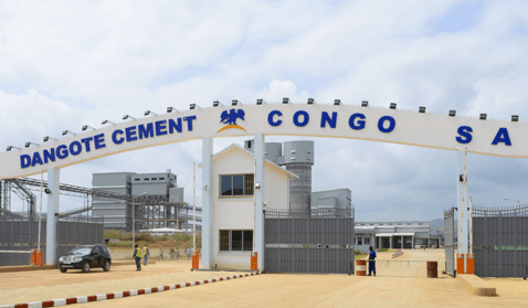 Dangote opens Mfila cement plant in Congo Brazzaville