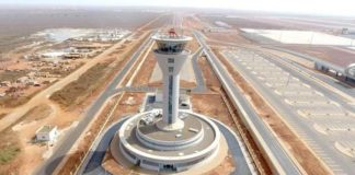 Largest airport in Senegal opens December