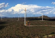 South Africa unveils mega wind power project