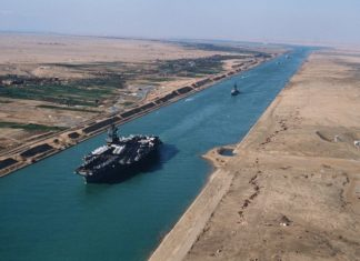DP World,Suez Canal Authority mull mega economic zone in Egypt