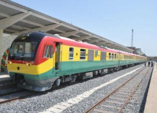 Tema-Akosombo rail project starts December