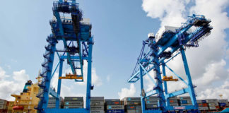 Toyota Tsusho to supply 16 cranes for Mombasa Port development
